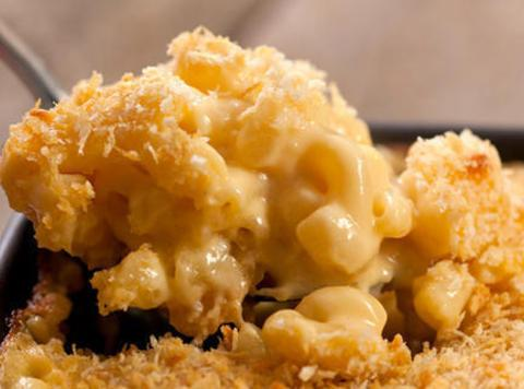 Breadcrumb Topped Baked Mac And Cheese Recipe