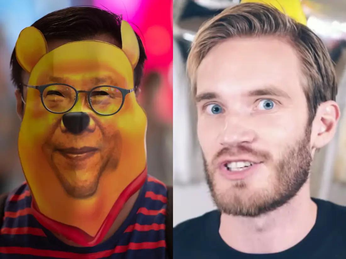 Youtuber-Pewdiepie-baneado-China-suscriptores-Youtube-Hong-Kong-