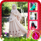 Hijab Syari Party Dress