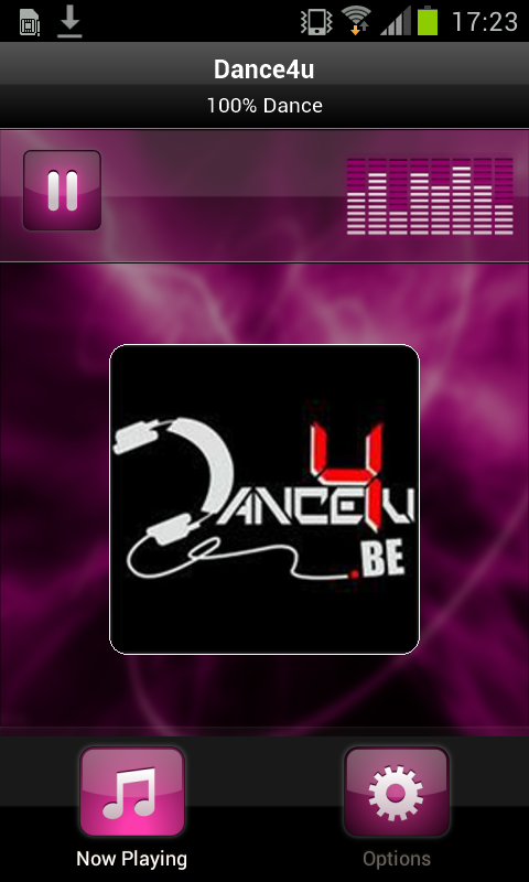 Dance4u- screenshot