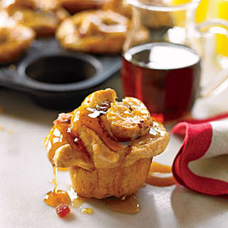 Ham-and-Swiss Sticky Buns