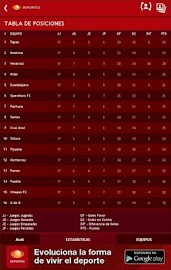Televisa Deportes Screenshot 4