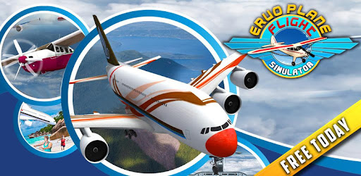 Real Euro Plane Flight Simulator 2018 - Apps on Google Play