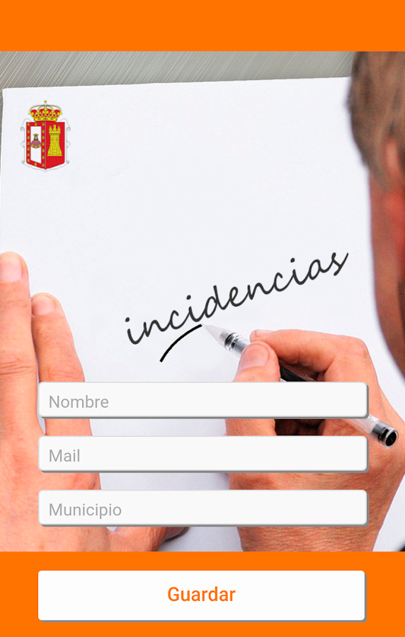 Incidencias Burgos- screenshot