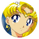 Sailor Moon HD Anime New Tabs Theme