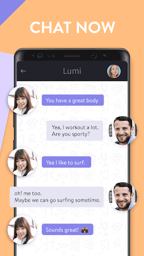 Paktor - Swipe, Match & live Chat  screenshots 3
