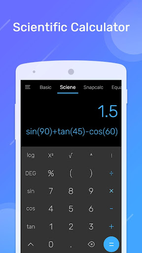 Smart Calculator u2013 Take Photo to Solve Math for Android apk 5