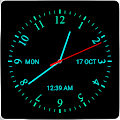 Analog Clock Live Wallpaper by Digital World's APK