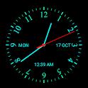 Analog Clock Live Wallpaper icon