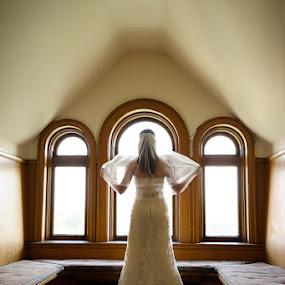 by Devyn Drufke - Wedding Bride