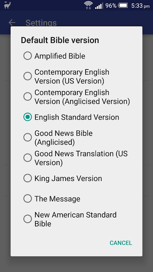 Top Five English Version Bible Pdf - Circus