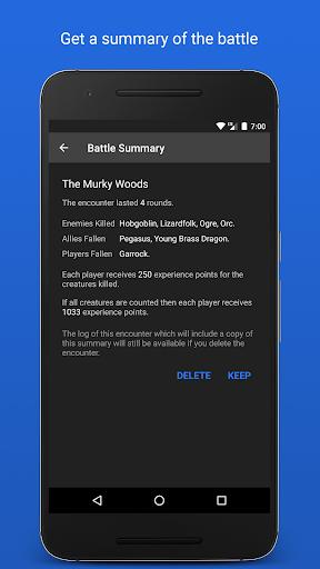 BattleTrack - Initiative Tracker apktram screenshots 8