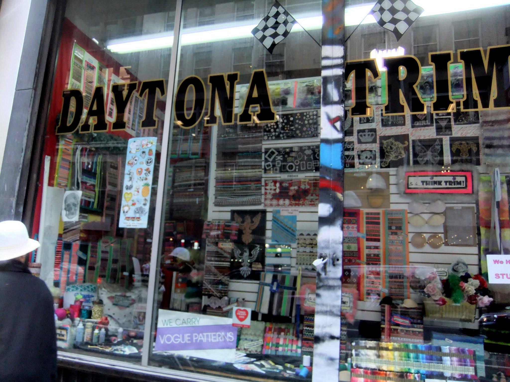 Photo: Daytona Trimmings