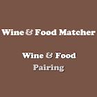 Wine Food Matcher FREE icon