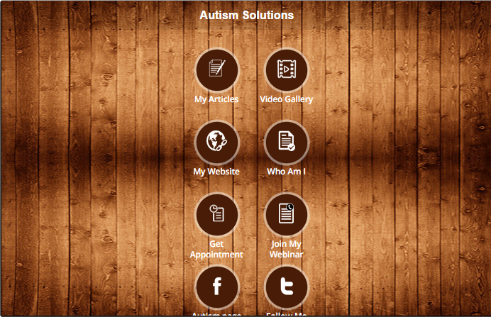 Autism Solutions- screenshot