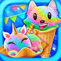Unicorn Ice Cream Maker - Frozen Sweet Desserts icon