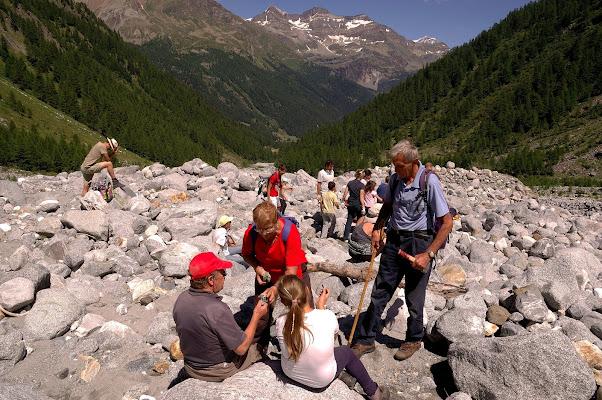 Ricerca di minerali in Valmalenco di benny48
