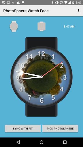 PhotoSphere Watch Face 1.7.1 Windows u7528 2