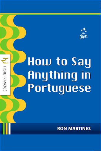 How to Speak Portuguese Free