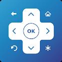 Roku TV Remote   Sharp icon