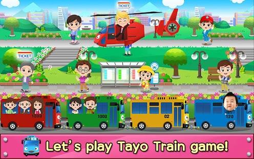 Tayo English Game (Lite) - náhled