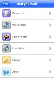 App vMEyeCloud APK for Windows Phone