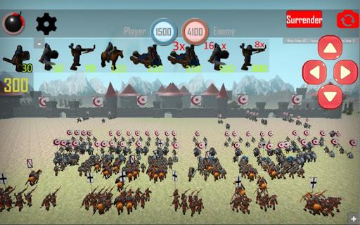 Holy Land Wars  screenshots 3