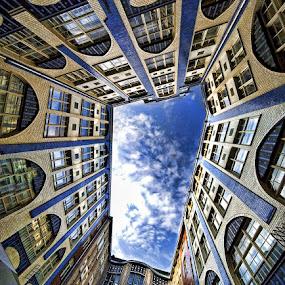 Berlin Neckbreaker #1 by Thilo Bayer - City,  Street & Park  Skylines ( neackbreaker, berlin )
