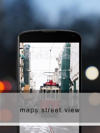 Maps Street View