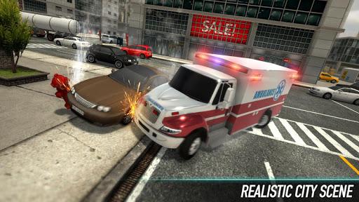 City Ambulance - Rescue Rush 1.1.3911 screenshots 2