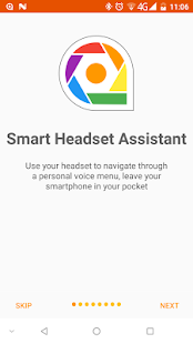 Headset Button Assistant - Phone Remote Control- screenshot thumbnail