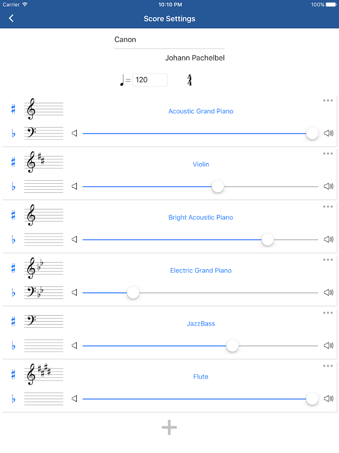 Notation Pad - Sheet Music Score Composer - Android Apps on Google ...