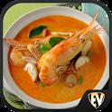 Thai Food Recipes Offline Cooking Book, Cuisine icon