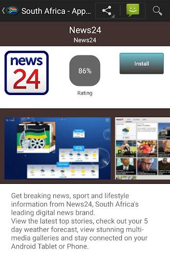South African apps screenshots 2
