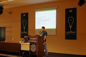 Photo: How to become an openQA contributor, Ancor González Sosa