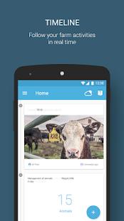 BovControl - Cattle Management - náhled