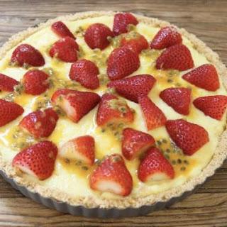 No-Bake Fruit Tart