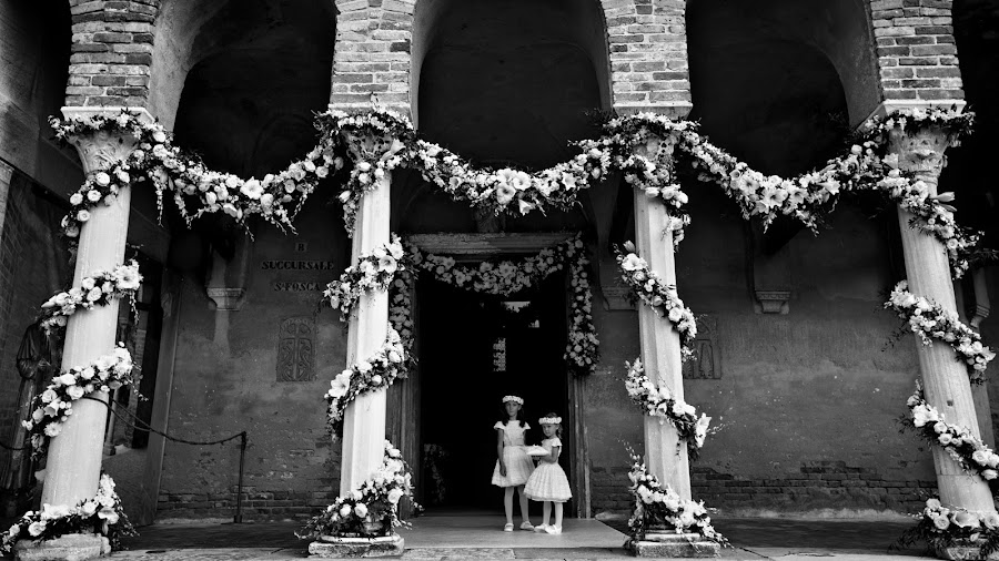 Wedding photographer Daniele Borghello (borghello). Photo of 22.09.2014