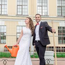Wedding photographer Konstantin Samoshkin (Samosha). Photo of 03.10.2014