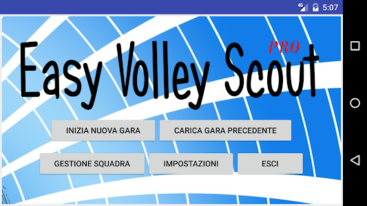 Easy Volley Scout PRO screenshot 0