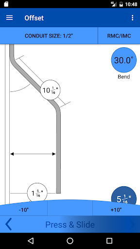 QuickBend: Conduit Bending hack tool