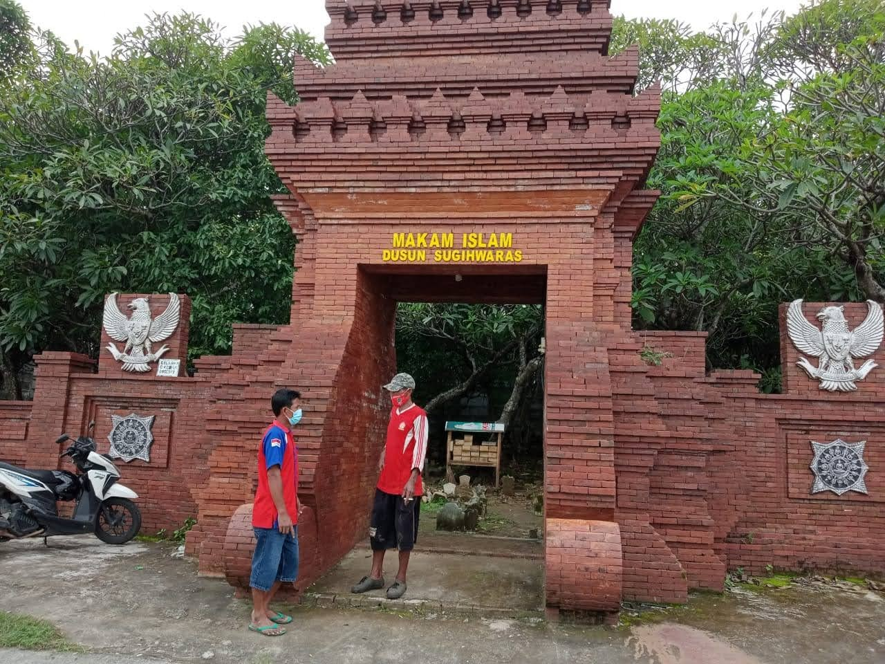 Warga Desa di Mojokerto,Digegerkan Penemuan Kuburan Bayi Misterius