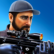 Aim 2 Kill: Sniper Klan Spiel Shooter 3D