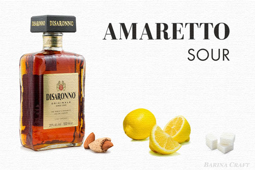 recipe: disaronno amaretto sour [3]