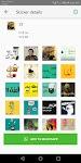 screenshot of Arabic Stickers 2019 - WAStickerApps