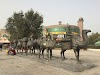 On the Silk Road: Kashgar Old City, China // Old Silk Road Memorial