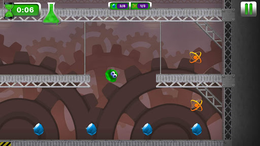 Lab Chaos - Action packed platforming speedrun  screenshots 1