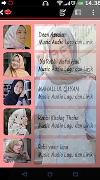 download video nissa sabyan deen assalam dengan lirik
