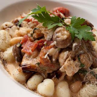 Chicken Mushroom Gnocchi Recipes.