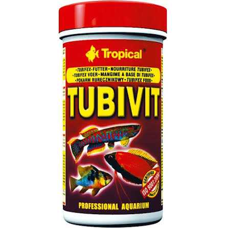Tubivit Flakes 150ml/Utgått